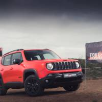 Jeep Renagade Tough Mudder edition launched