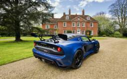 Lotus Exige Cup 380 unveiled in UK