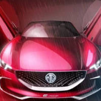 MG E-Motion Concept launched in Shanghai