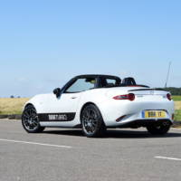 Mazda MX-5 modified by BBR has 248 HP of pure roadster