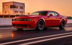 Meet the 2018 Dodge Challenger SRT Demon