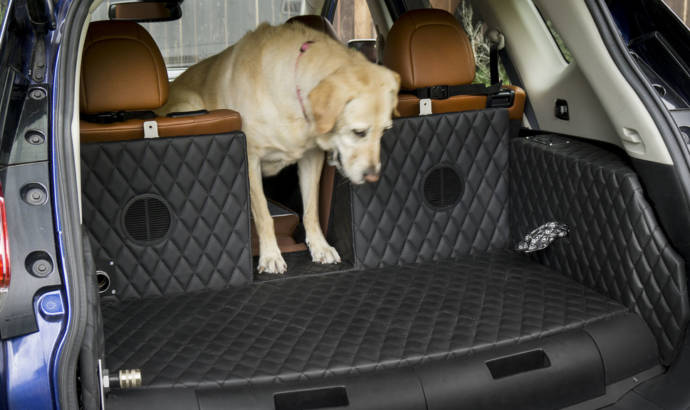 Nissan Rogue Dogue concept to debut in New York