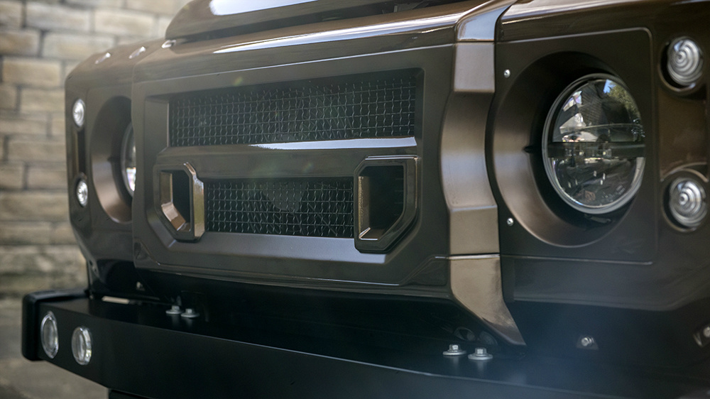 One-off Land Rover Defender by Kahn Design