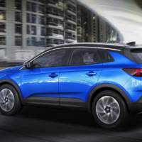 Opel Grandland X - Official pictures and details