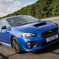 Subaru Impreza WRX STI now available with wi-fi