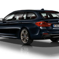 This is the 2018 BMW M550d xDrive