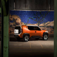 Toyota FT-4X Concept is the FJ for the young generation