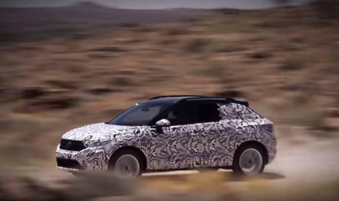 Volkswagen T-Roc - Video preview