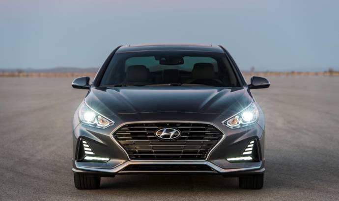 2018 Hyundai Sonata introduced in New York