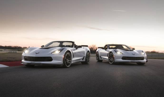 Chevrolet Corvette Carbon 65 Edition unveiled