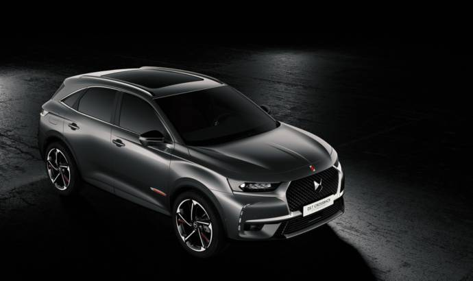 DS7 Sportback Le Premiere special edition available