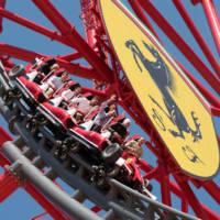Ferrari Park opens in Portaventura Spain