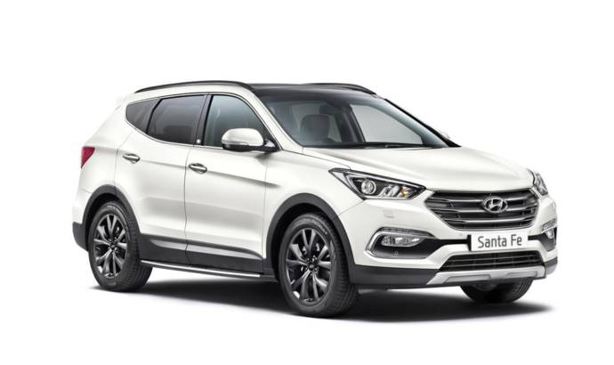 Hyundai Santa Fe Endurance launched in UK