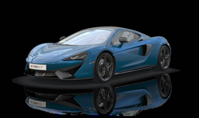 McLaren 570GT Commemorative Edition to be unveiled in Shanghai