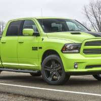 Ram 1500 Sublime Sport and Rebel Blue Streak will be revealed in New York