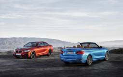 2017 BMW 2 Series Coupe and Convertible updated