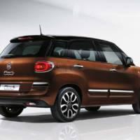 2017 Fiat 500L facelift unveiled