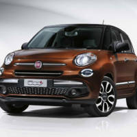2017 Fiat 500L facelift unveiled