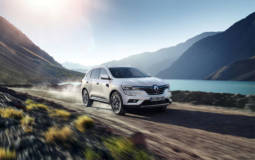 2017 Renault Koleos launched in the UK
