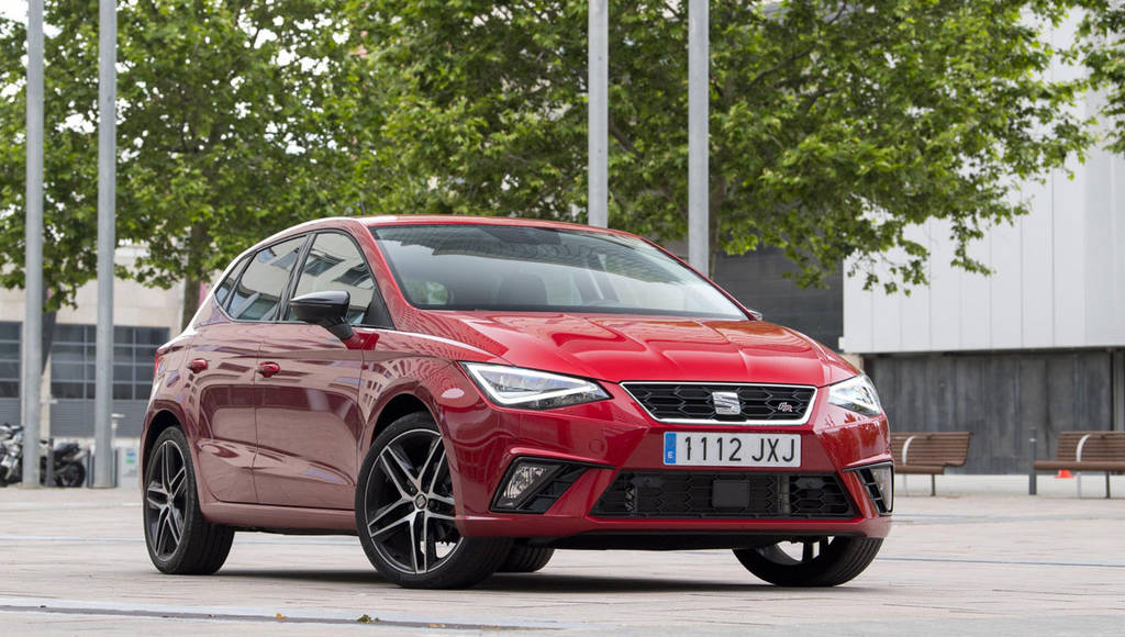 2017 Seat Ibiza UK pricing announced