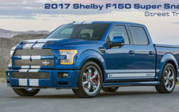 2017 Shelby F-150 Super Snake has more than 750 horsepower