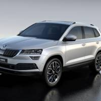 2017 Skoda Karoq is here. Official pictures and details