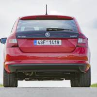 2017 Skoda Rapid and Rapid Spaceback facelift - Official pictures and details