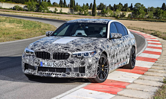 2018 BMW M5 confirmed with xDrive