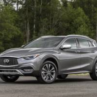 2018 Infiniti QX30 US pricing announced