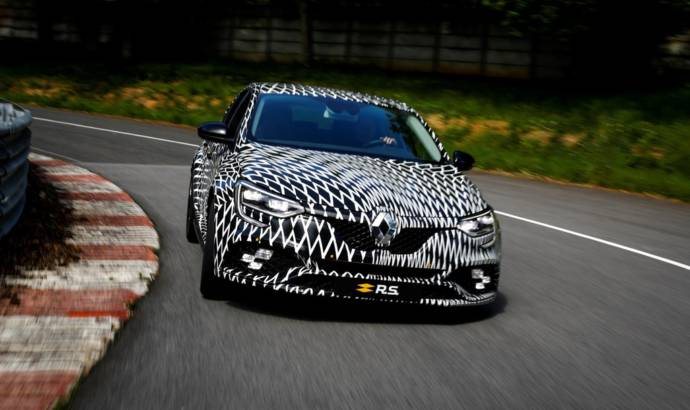 2018 Renault Megane RS to be unveiled in Monaco Grand Prix