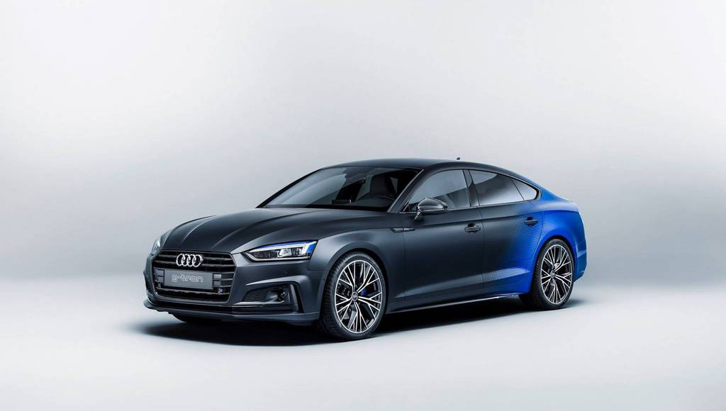 A special Audi A5 Sportback G-tron is ready for Worthersee