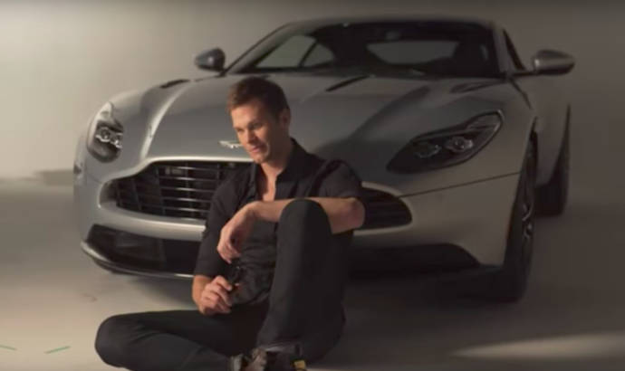 Aston Martin signs Tom Brady as brand ambassador