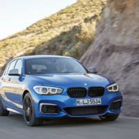 BMW 1-Series facelift - Official pictures and details