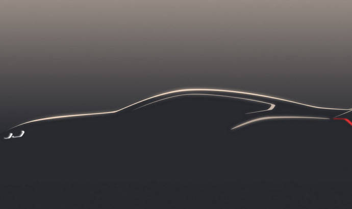 BMW 8-Series Coupe - First teaser picture