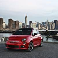 Fiat 500 receives new appearance packages