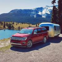 Ford Expedition available with Trailer Assist
