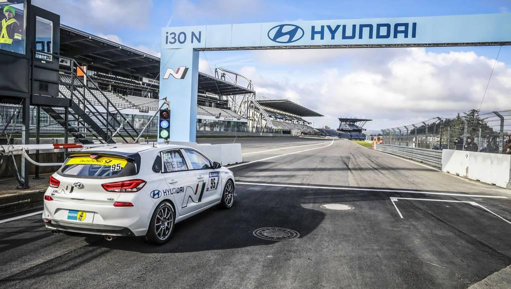 Hyundai i30 N to enter final testing al Nurburgring 24hours Race