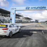 Hyundai i30 N to enter final testing al Nurburgring 24hours Race