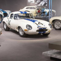 Jaguar E-Type Lightweight will go to auction