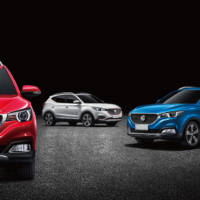 MG XS SUV launched in London