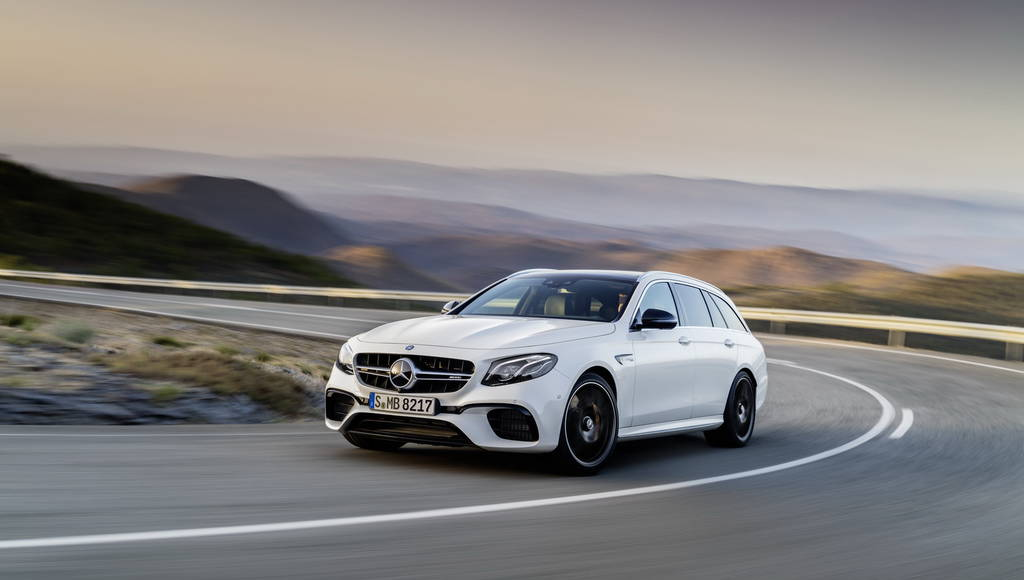 Mercedes-AMG E63 Wagon priced in UK