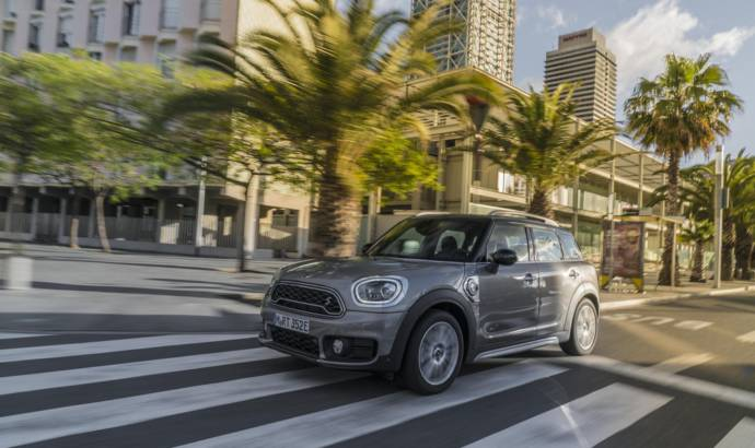Mini Countryman hybrid to be introduced at Goodwood Festival of Speed