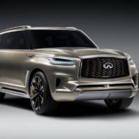 New details on the upcoming Infiniti QX80