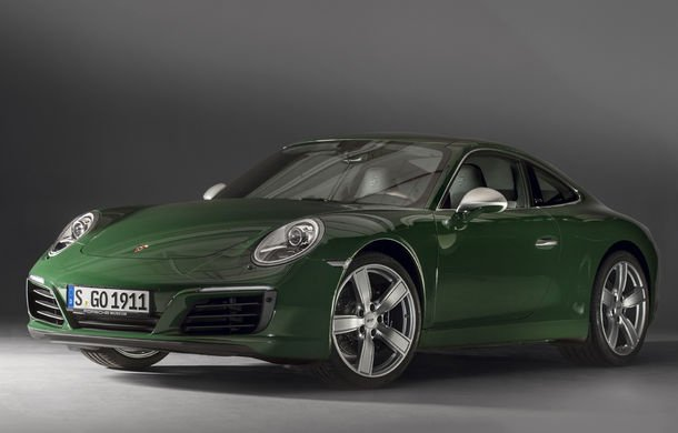 Porsche 911 reached one million units