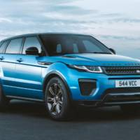 Range Rover Evoque Landmark Edition launched in UK