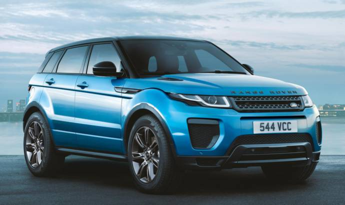 Range Rover Evoque Landmark Edition launched in UK
