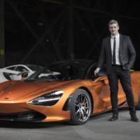 Rob Melville named design director at McLaren