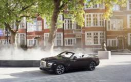 Rolls Royce Dawn 1 of 1 Mayfair Edition created for a dealer