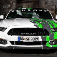 Schropp Tuning Ford Mustang GT tuning kit