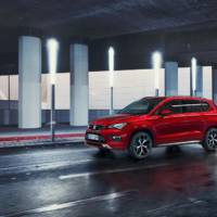 Seat Ateca FR UK pricing announced